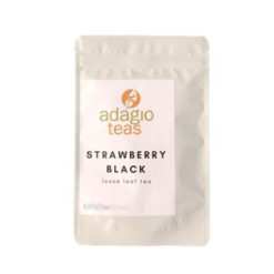 Adagio Teas Strawberry Black thee KoffieTheeWinkel