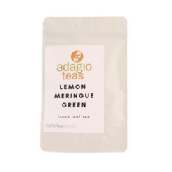 Adagio Teas Lemon Meringue Green thee KoffieTheeWinkel