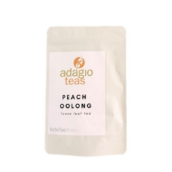 Adagio Teas Peach Oolong thee KoffieTheeWinkel